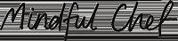 Mindful Chef handwritten logo