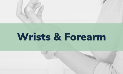 Wrists & Forearm